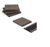 Пластины графитовые/композитные 45х50х5 мм для вакуумного насоса