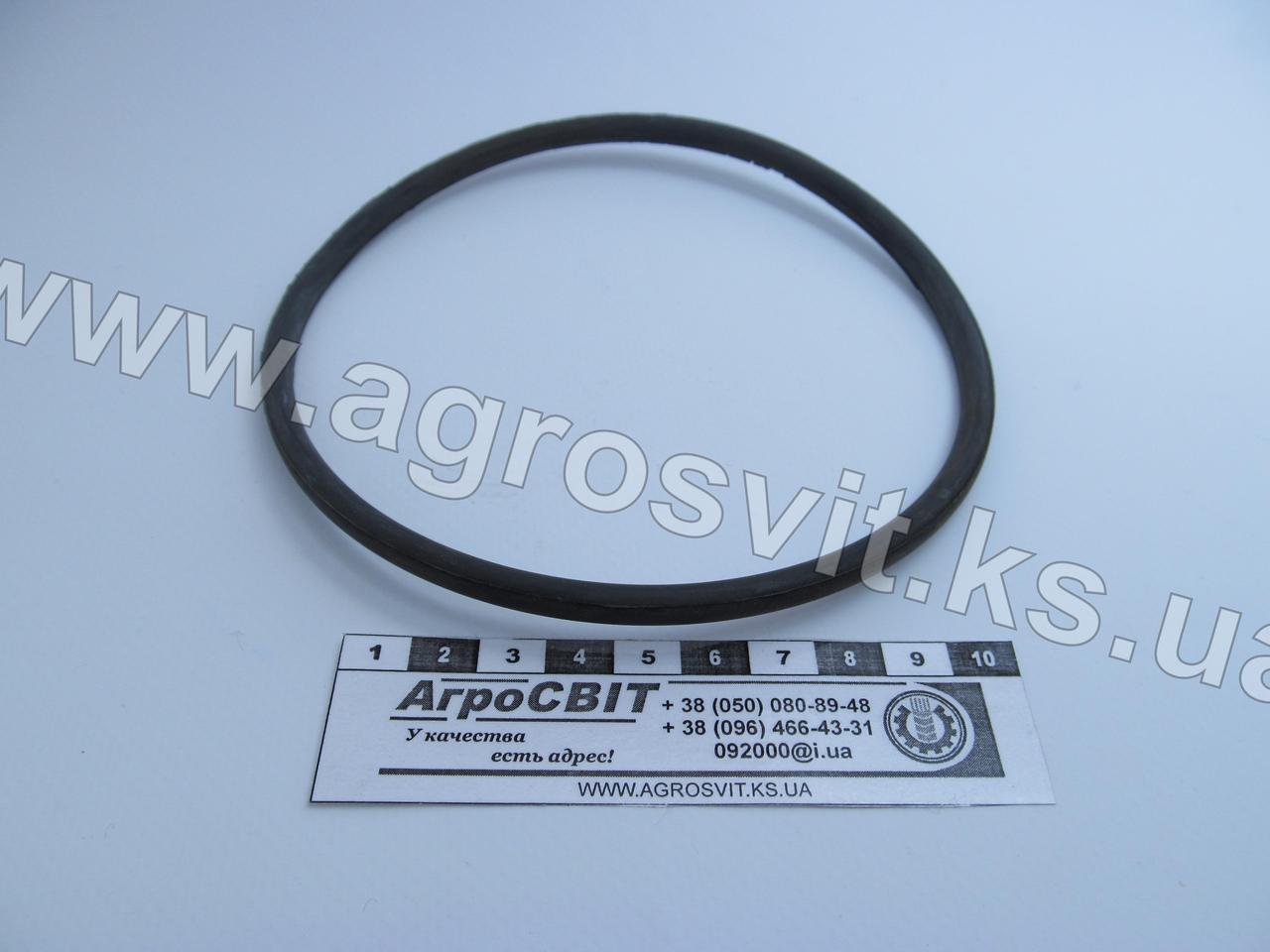 Кольцо резиновое 127,5х5,8; типоразмер 130-140-58