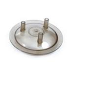 Крышка доильного ведра (материал - пластмасса)