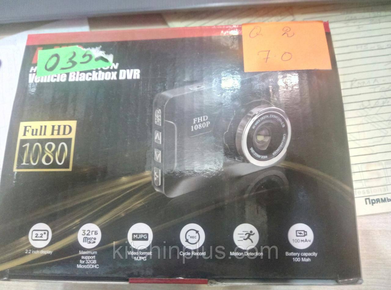 Видеорегистратор Full  HD  Vechicle Blackbox DVR Q2, Car DVR,Car Recorder