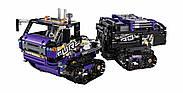 """Конструктор Lepin 20057 """"Экстремальные приключения"""" (аналог Lego Technic 42069), 2050 деталей, фото 5"""