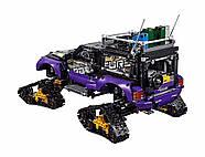 """Конструктор Lepin 20057 """"Экстремальные приключения"""" (аналог Lego Technic 42069), 2050 деталей, фото 10"""