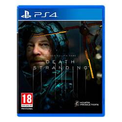 Гра Sony PS4 Death Stranding (російські субтитри) (CUSA 12605)