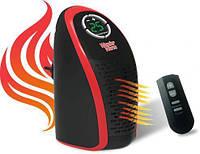 Обігрівач Тепловентилятор Портативний Wonder Warm Plus 400W З Пультом Управління New Designed Origin