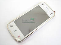 Сенсор (тач скрин) NOKIA N97 mini с рамкой (оригинал)