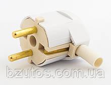 Евровілка В16-301 латунь біла