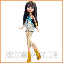 Кукла Monster High Клео де Нил ( Cleo de Nile) базовая без питомца Монстр Хай