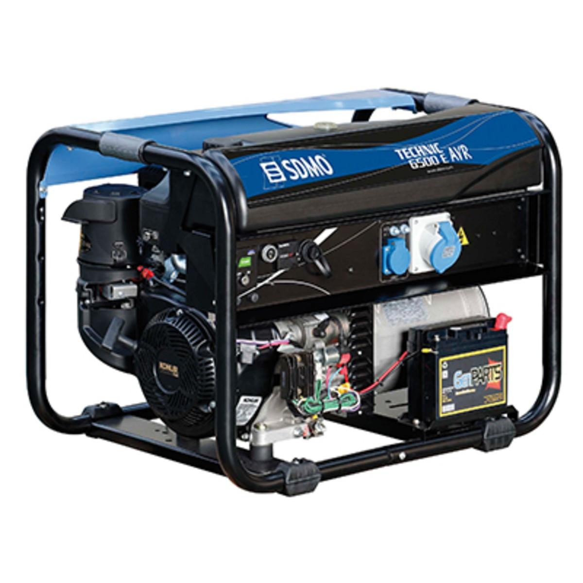 ⚡SDMO Technic 6500 (6,5 кВт)
