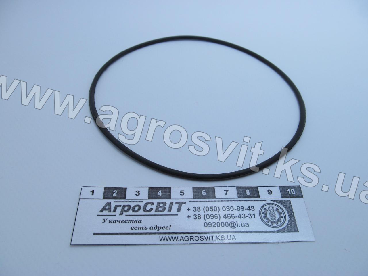 Кольцо резиновое 118,0х2,5; типоразмер 120-125-25
