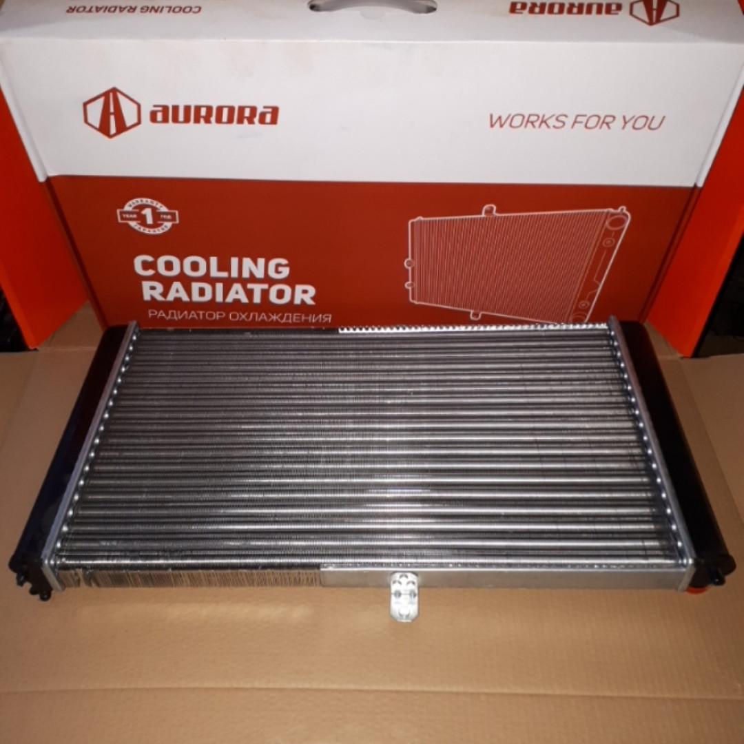 Радиатор основной ВАЗ 2110 2111 2112 2112-1301012 Аврора универсальный