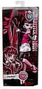 Кукла Monster High Дракулаура (Draculaura) базовая без питомца Монстер Хай Школа Монстров, фото 6