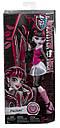 Кукла Monster High Дракулаура (Draculaura) базовая без питомца Монстер Хай Школа Монстров, фото 7