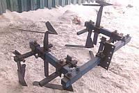 Культиватор для межрядной и сплошной обработки без колес, фото 1