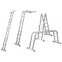 Лестница-трансформер 4х3 (без платформы) Практика