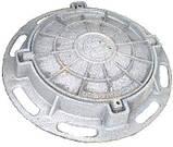 Люк для кабельных колодцев «Электрический» (ЛА15) с з/у, фото 10