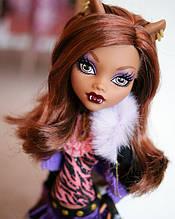 Кукла Monster High Клодин Вульф (Clawdeen Wolf) базовая без питомца Монстер Хай Школа Монстров
