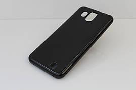 Чехол Soft Line для Homtom S16 силикон бампер черный