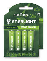 Батарейка Enerlight Mega Power AA 4  шт  (90060104)
