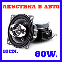 Динамики для авто колонки автомобильные круглые 10 см SHUTTLE SKYLOR  CLS-1024