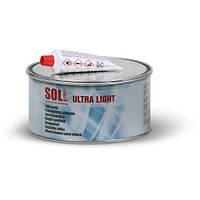 Легкая заполняющая шпатлевка  SOLL Ultra Light Putty