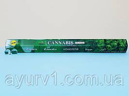 Аромапалички Канабіс / Cannabis / Sree Vani / Індія / 20 шт
