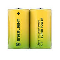 Батарейка ENERLIGHT Super Power (R-20) D (БОЧКА ТЕХНИЧЕСКАЯ) 4823093502208