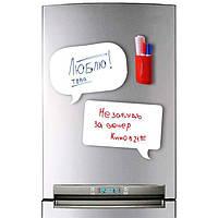 """Магнитная доска на холодильник маркерная """"Чат"""""""