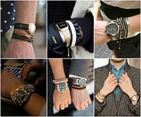 Часы и браслет: как мужчинам сочетать аксессуары?