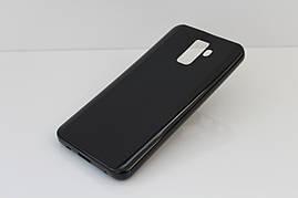 Чехол Soft Line для Leagoo M9 силикон бампер черный
