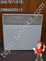 Влагозащищённый конвектор электрический Calore 1.0 кВт для ванных помещений, брызгозащищённый