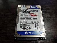 Жесткий диск 320GB HDD для ноутбука 2.5 Western Digital Blue SATA II 5400rpm (WD3200BPVT) №36