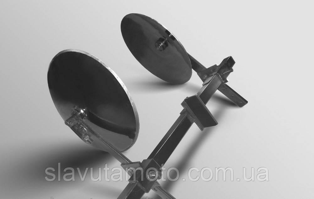 Окучник дисковый  сборе (подшипник), фото 1
