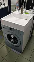 Умывальник на стиральную машину Tallinn Miraggio (матовый)