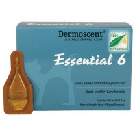 DERMOSCENT Essential 6 spot - on для котов
