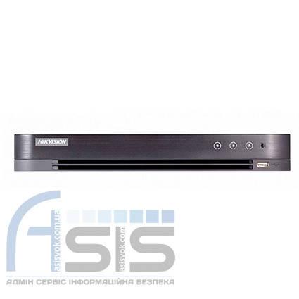 4-канальный Turbo HD видеорегистратор IDS-7204HQHI-M1/S, фото 2