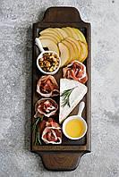 Доска для сыра и закусок 15х45 см