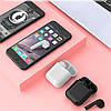 Бездротові навушники i17 TWS 5.0 Touch Bluetooth Чорні, фото 4