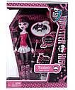 Кукла Monster High Дракулаура (Draculaura) с летучей мышью базовая Монстр Хай, фото 10