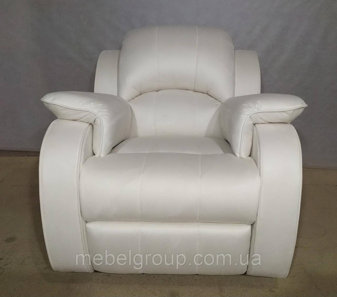 Кресло с реклайнером Сити