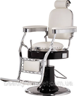 Парикмахерское кресло барбер Classic Lux