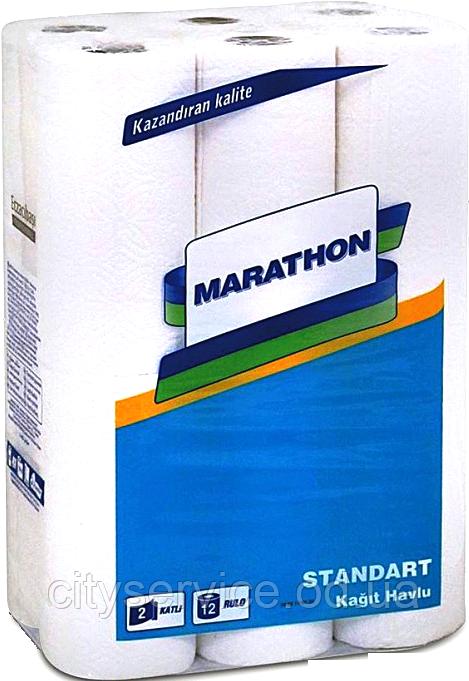 """Бумажные полотенца Marathon """"Standart"""""""