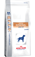 Royal Canin GASTRO-INTESTINAL LOW FAT 12 кг