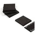 Пластины графитовые/композитные 42х42х5 мм для вакуумного насоса (Велес-7) комплект 4 шт. (Германия)