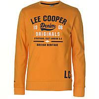Кофта толстовка мужская Lee Cooper из Англии