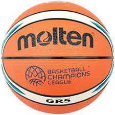 Мяч баскетбольний Molten BGR5-CL CHAMPIONS LEAGUE