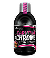 L-CARNITINE + CHROME 500 мл (л-карнитин)