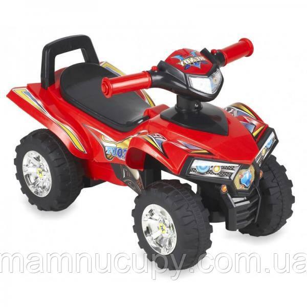 Машинка толокар Alexis-Babymix Small car HZ-551 Red