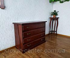 """Комод дерев'яний для спальні """"Конго - 2"""" від виробника"""