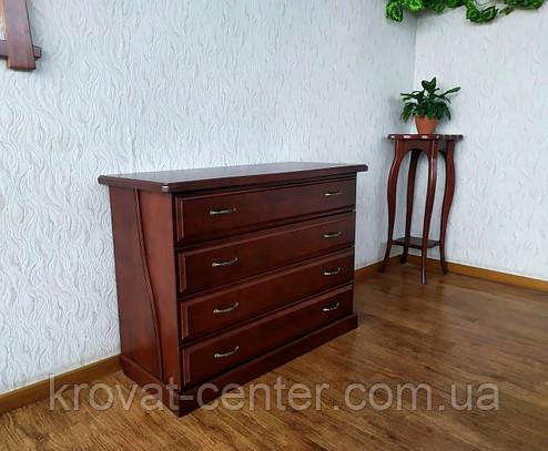 """Комод дерев'яний для спальні """"Конго - 2"""" від виробника, фото 2"""
