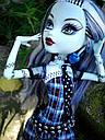 Кукла Monster High Фрэнки Штейн (Frankie Stein) с питомцем щенком базовая Монстр Хай, фото 7